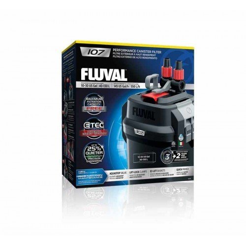 fluval 107 caja