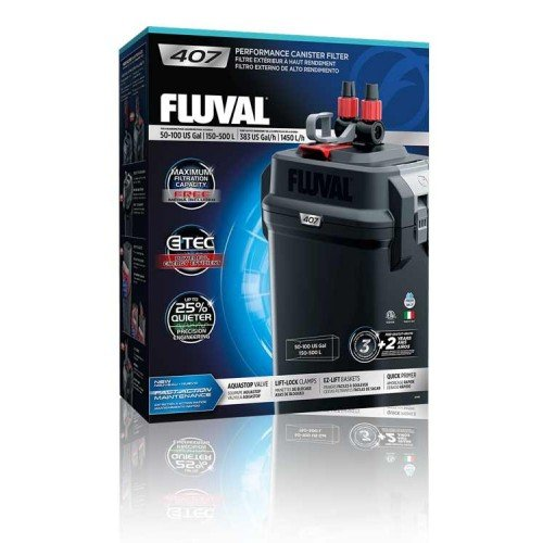fluval 407 caja