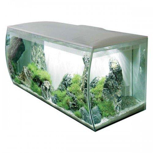 acuario fluval flex 123 litros blanco