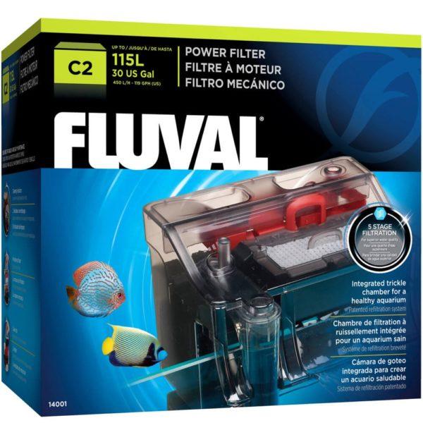 Filtro mecánico C2, hasta 115 L