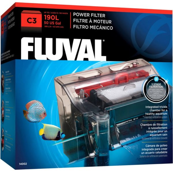 Filtro mecánico C3, hasta 190 L