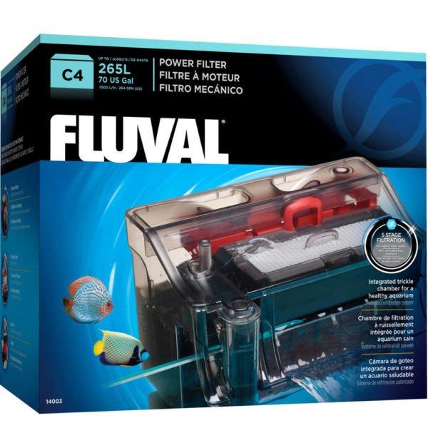 Filtro mecánico C4, hasta 265 L