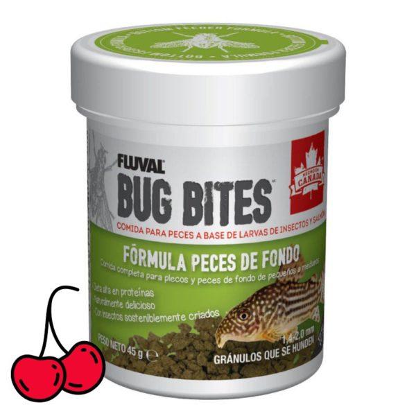 Bug Bites para peces de fondo