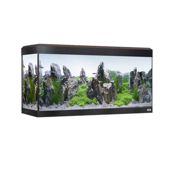 fluval roma 200 nogal con led y bluetooth