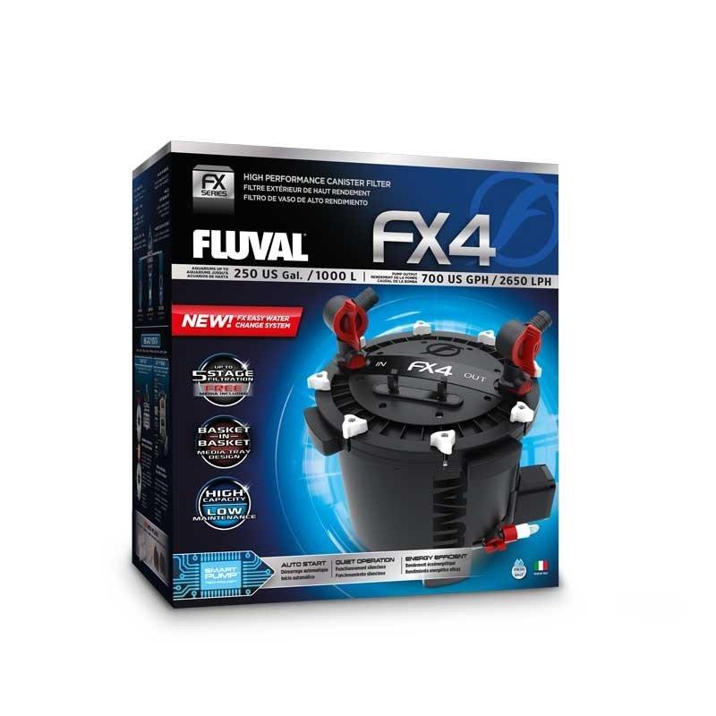 Filtros Externos Fluval FX4