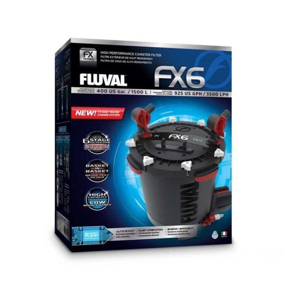 Filtros Externos Fluval FX6