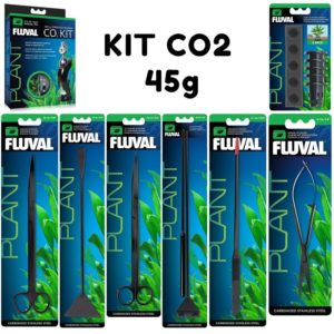 kit co2 45g aquascaping