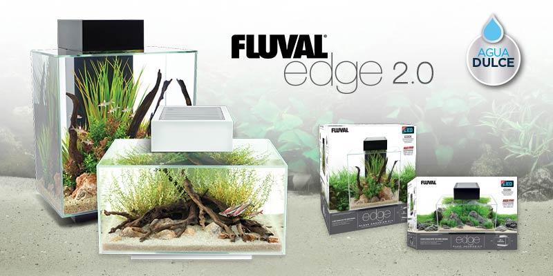 Acuario Fluval Edge 2.0
