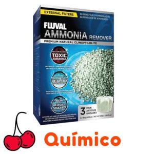 Eliminador de amoníaco