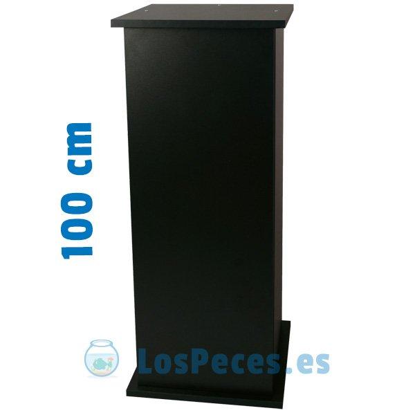 Mesa Scaper Cube 100cm Negro