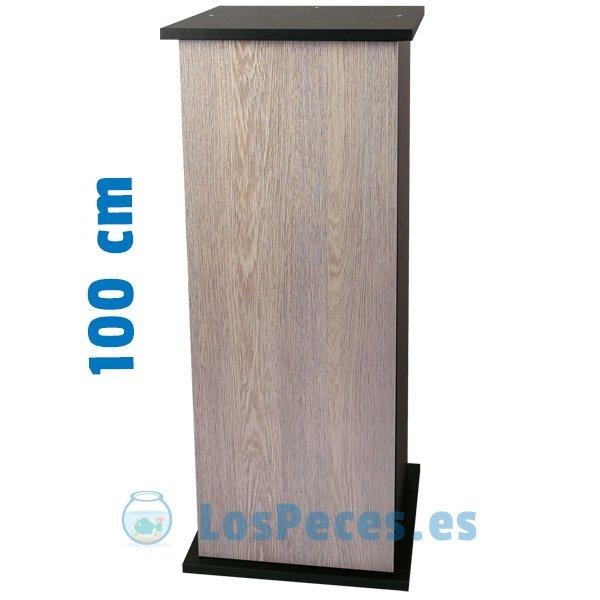 Mesa Scaper Cube 100cm Silver Oak