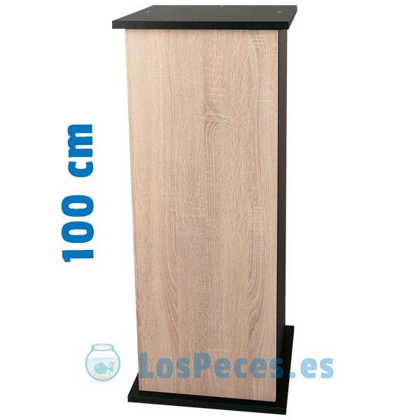 Mesa Scaper Cube 100cm Sonoma Oak