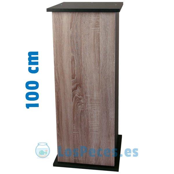 Mesa Scaper Cube 100cm Walnut