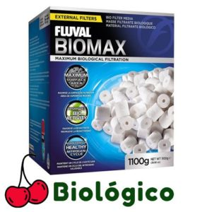 Filtración Biológica - Canutillos Biomax