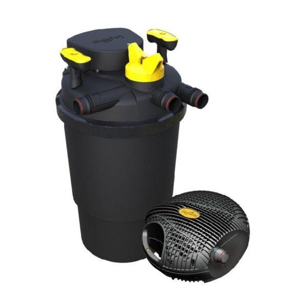 Filtro para estanques de 14000 litros con bomba