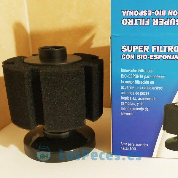 Filtro BIO-ESPONJA de OCEAN FREE (100.00 L)