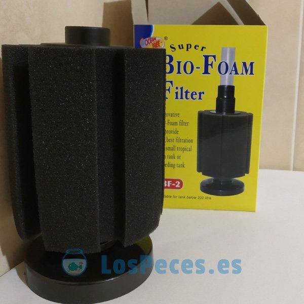 Filtro BIO-ESPONJA de OCEAN FREE (200.00 L)