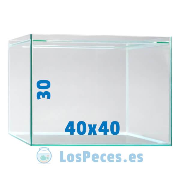 sera Scaper Cube 48 l urna con medidas