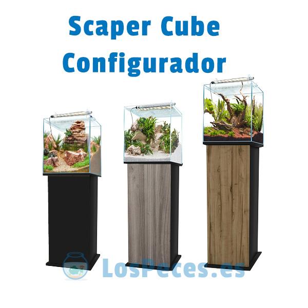 configurador scaper cube