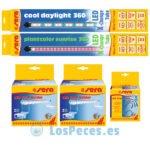 Doble pack de iluminación