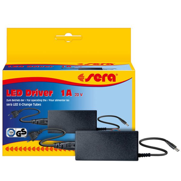 sera LED reactancia 20 V DC 1 A