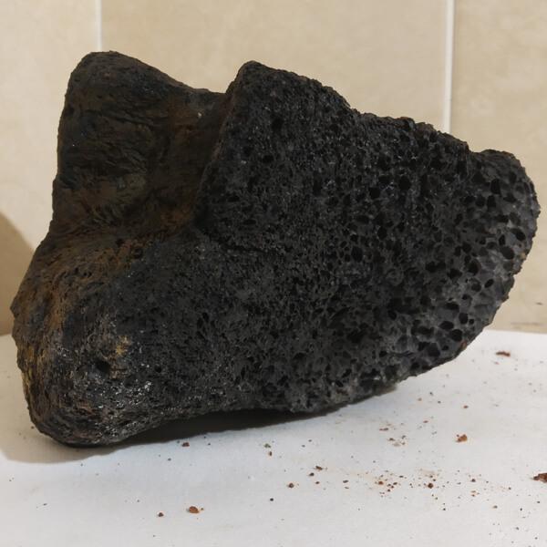 Black Lava Rock