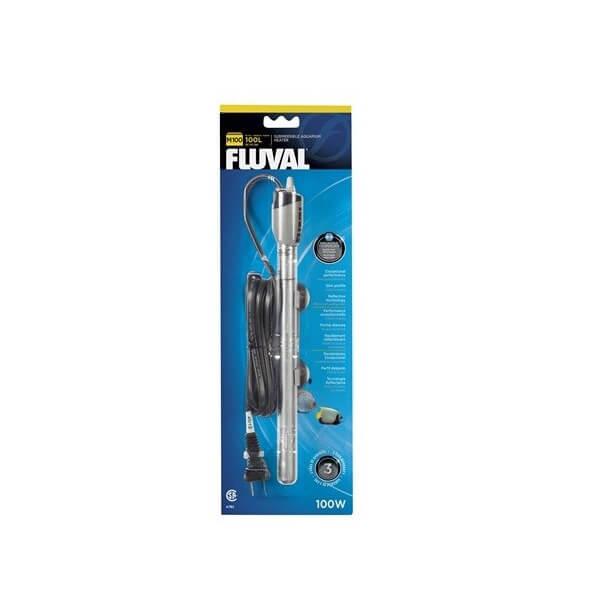 Calentador Electrónico Sumergible Fluval 100w