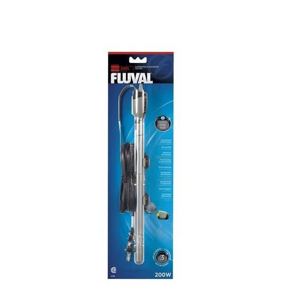 Calentador Electrónico Sumergible Fluval 200w