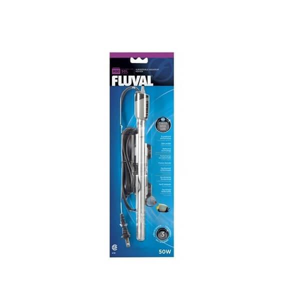 Calentador Electrónico Sumergible Fluval 50w