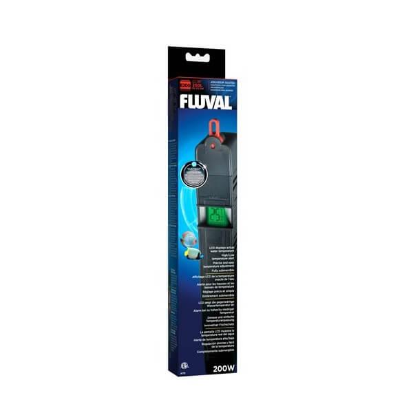 Calentadores Electrónicos Fluval E200