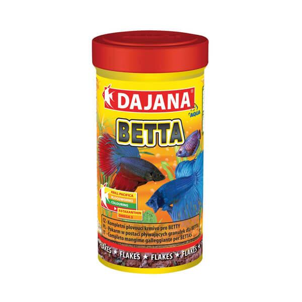 DAJANA alimento para peces Betta