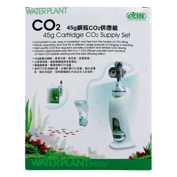 Kit Co2 con botella de 45gr y difusor