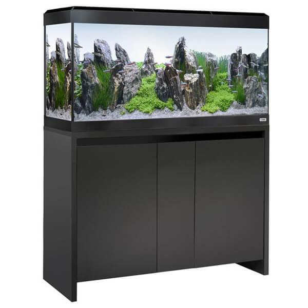 acuario 200 litros con mueble