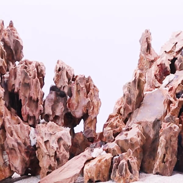rocas para acuario