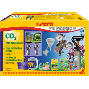 SERA Flore sistema de abonado con CO2