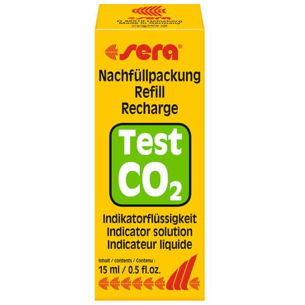 sera indicador líquido de CO2