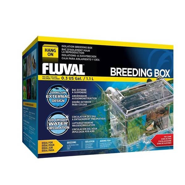 Caja de cría de alevines Fluval Breeding Box