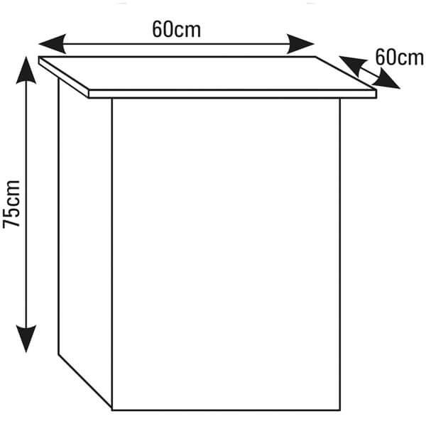 mesa 60x60